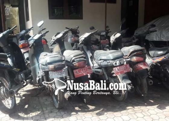 Nusabali.com - kendaraan-pemkab-terancam-diobral