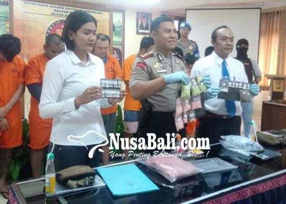 Nusabali.com - kembali-ditangkap-karena-edarkan-1500-butir-ekstasi