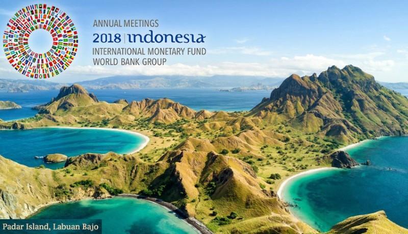 www.nusabali.com-imf-wbg-annual-meetings-2018-katalis-pertumbuhan-bagi-adik-bali