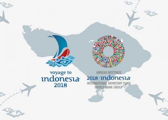 Nusabali.com - tamu-besar-imf-wbg-am-2018-ucapkan-selamat-datang-dan-jangan-lupa-datang-kembali