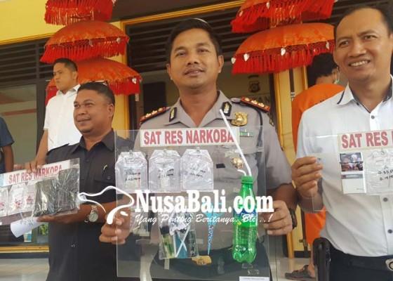 Nusabali.com - pesta-narkoba-anggota-ormas-dibekuk