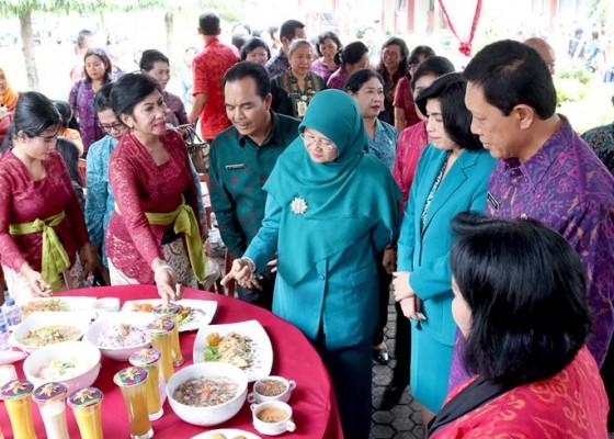 Nusabali.com - bangkitkan-pengolahan-kreasi-makanan-non-beras-melalui-gerakan-diversifikasi-pangan