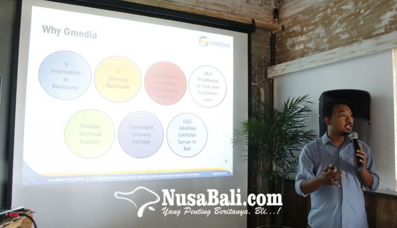 www.nusabali.com-gmedia-perkenalkan-akses-fiber-optic-pada-praktisi-it-canggu