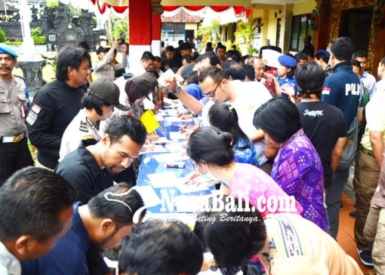 Nusabali.com - 1100-personel-polresta-denpasar-ditest-urine