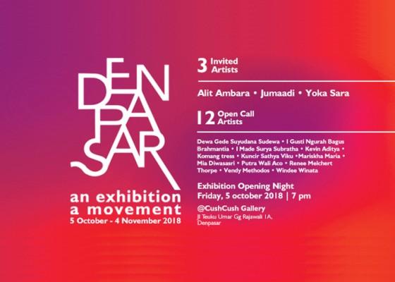 Nusabali.com - denpasar2018-sebuah-pameran-dan-gerakan-dalam-jingga