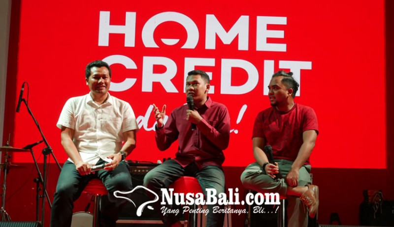 www.nusabali.com-home-credit-indonesia-gelar-talkshow-tips-membuat-konten-media-sosial-berfaedah