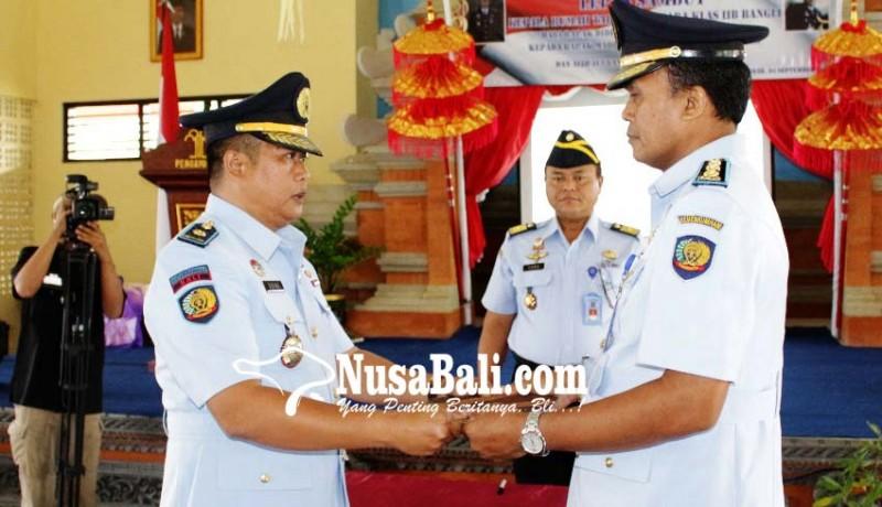 www.nusabali.com-suwendra-jabat-kepala-rutan-bangli-yang-baru