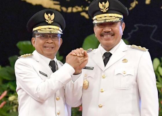Nusabali.com - usai-dilantik-koster-cok-ace-temui-mega
