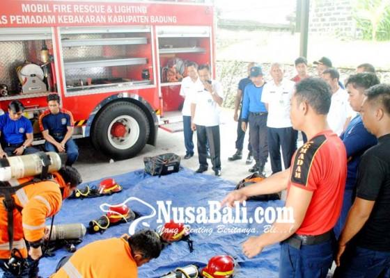 Nusabali.com - saat-pertemuan-imf-damkar-turunkan-167-personel
