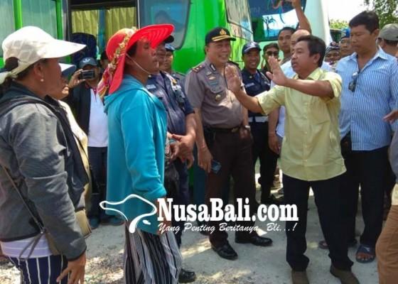 Nusabali.com - pembukaan-kanal-di-serangan-tetap-dikerjakan