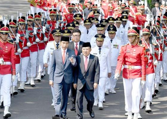 Nusabali.com - 9-istri-gubernur-dilantik-jadi-ketua-pkk-provinsi