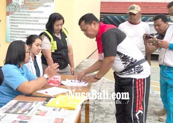 Nusabali.com - tes-urine-anggota-polres-bangli-hasil-nihil