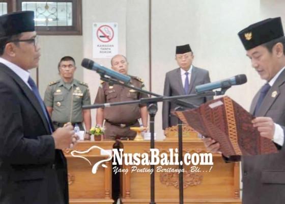 Nusabali.com - paw-nasdem-dprd-buleleng-dilantik