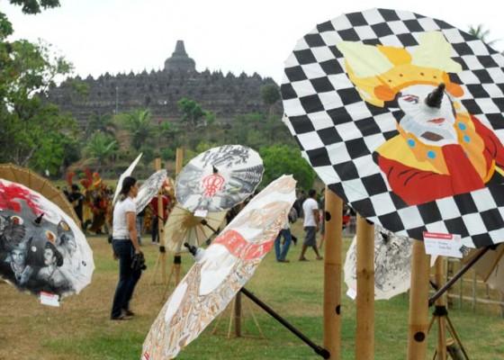 Nusabali.com - festival-payung-indonesia-2018