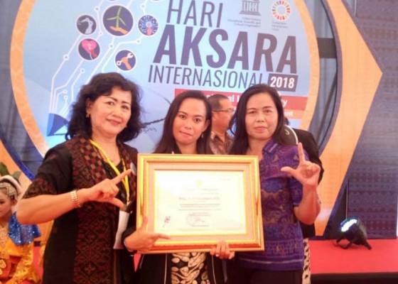 Nusabali.com - dianugerahi-penggiat-pendidikan-kesetaraan-terbaik-nasional