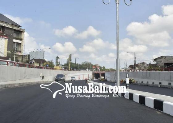 Nusabali.com - hari-ini-underpass-diujicoba
