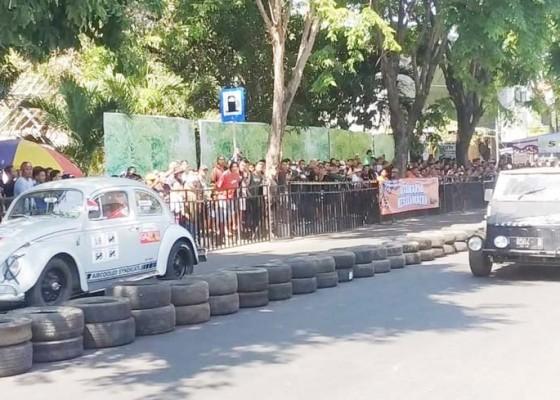 Nusabali.com - populerkan-pariwisata-lewat-jambore-vw