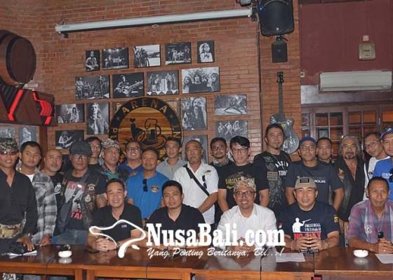 Nusabali.com - ribuan-bikers-target-pecahkan-rekor-muri