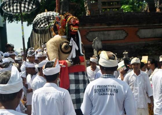 Nusabali.com - krama-bongan-pala-kaberebehan-panembahan-bhatara-lingsir-katedunang