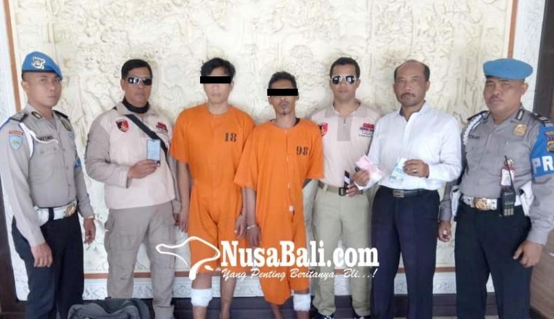 www.nusabali.com-bobol-bar-dua-pelaku-didor