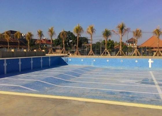 Nusabali.com - kolam-renang-pidada-memprihatinkan