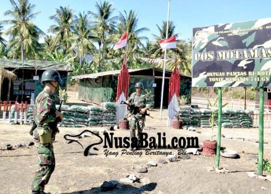 Nusabali.com - bersiap-ke-perbatasan-400-prajurit-digembleng-di-buleleng