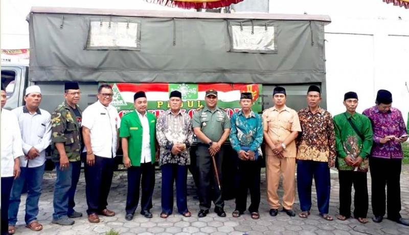 www.nusabali.com-kodim-jembrana-fasilitasi-pengiriman-bantuan-ke-lombok