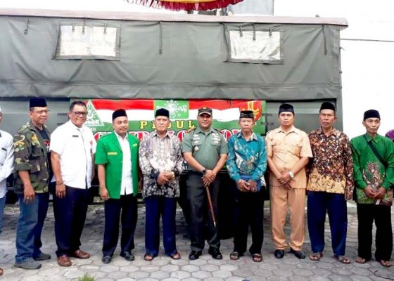 Nusabali.com - kodim-jembrana-fasilitasi-pengiriman-bantuan-ke-lombok