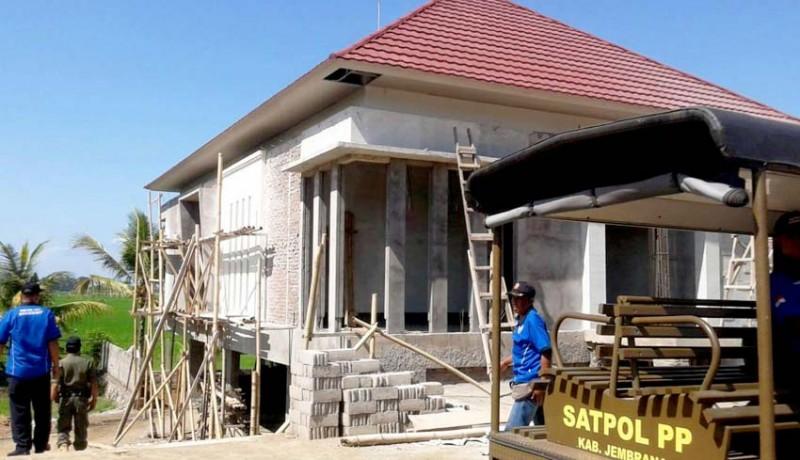 www.nusabali.com-satpol-pp-semprit-pembangunan-tanpa-imb
