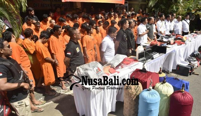 www.nusabali.com-70-hari-172-orang-ditangkap-33-ditembak