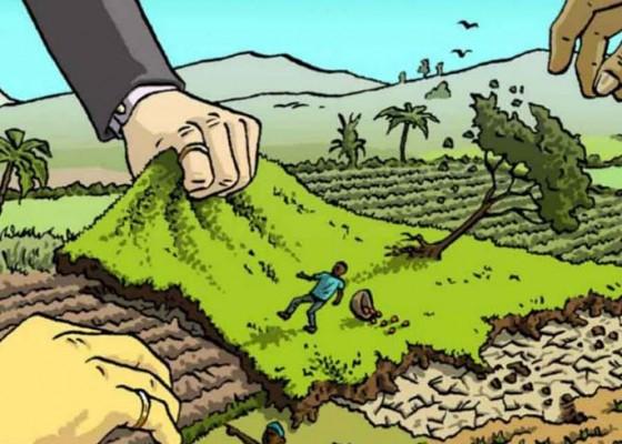 Nusabali.com - dijamin-tidak-ada-alih-fungsi-lahan-pertanian