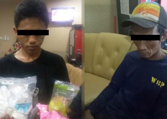 Nusabali.com - ya-ampun-napi-transaksi-narkoba-di-rumah-kalapas