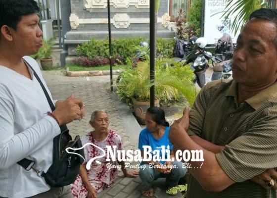 Nusabali.com - lahan-eks-kantor-desa-pengulon-bermasalah