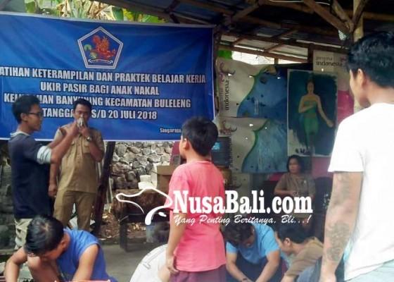 Nusabali.com - anak-nakal-dan-terlantar-dibantu-keterampilan