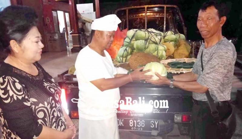 www.nusabali.com-ketua-sta-mapunia-sayur-satu-pick-up