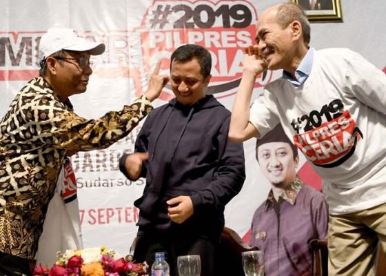 Nusabali.com - mahfud-md-luncurkan-gerakan-2019pilpresceria
