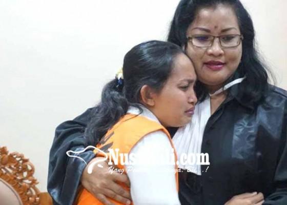 Nusabali.com - ibu-pembunuh-3-anaknya-dituntut-19-tahun