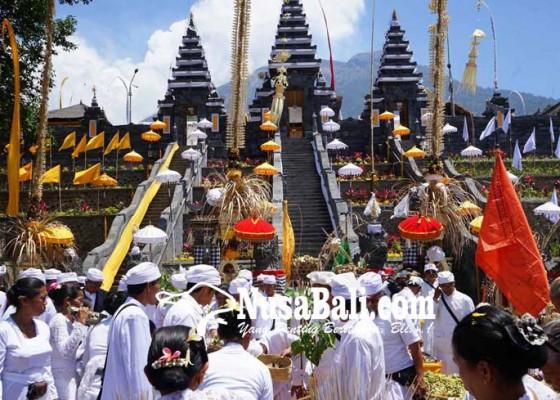 Nusabali.com - desa-pakraman-nangka-gelar-nyepi