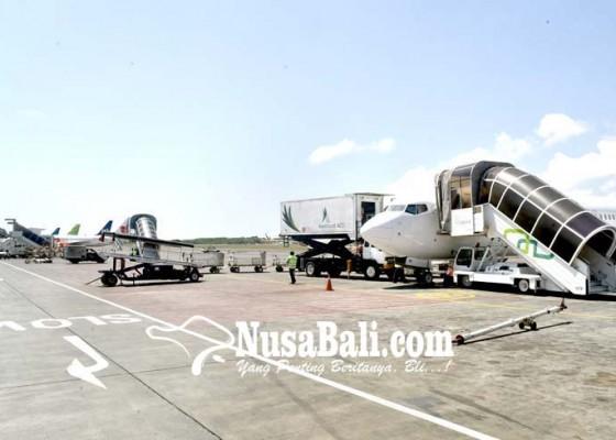 Nusabali.com - hanya-ada-10-parking-stand-pesawat-untuk-delegasi-imf-world-bank