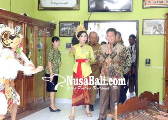 Nusabali.com - tim-verifikasi-lss-nasional-nilai-smpn-1-bangli
