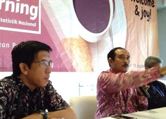 Nusabali.com - bps-bali-ngopi-bareng-wartawan
