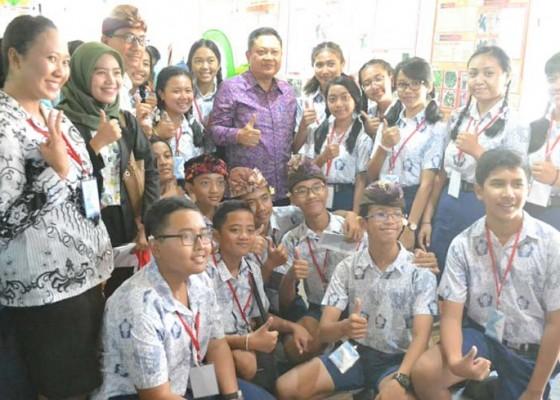 Nusabali.com - ratusan-peneliti-muda-bertemu-di-sanur