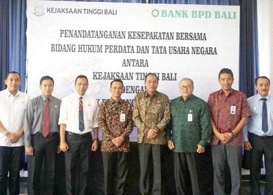 Nusabali.com - bank-bpd-bali-dan-kejaksaan-tinggi-bali-kerja-sama-terkait-hukum-perdata-dan-tun