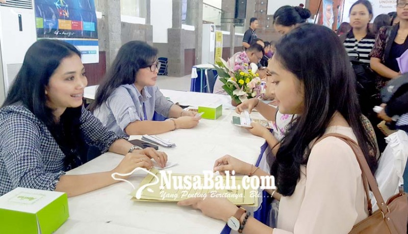 www.nusabali.com-undiksha-gelar-job-fair