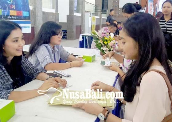 Nusabali.com - undiksha-gelar-job-fair