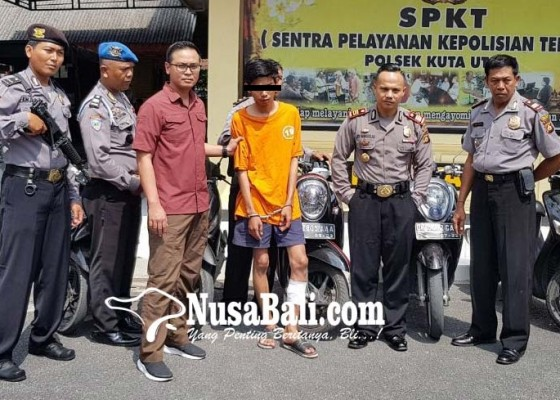 Nusabali.com - gasak-6-motor-ditembak-polisi