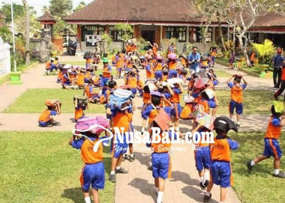 Nusabali.com - ratusan-pelajar-se-bali-ikuti-jambore-kspan-di-keramas