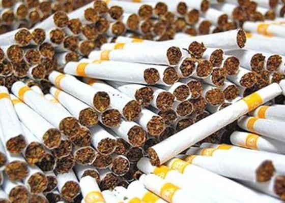 Nusabali.com - peredaran-rokok-ilegal-704-persen