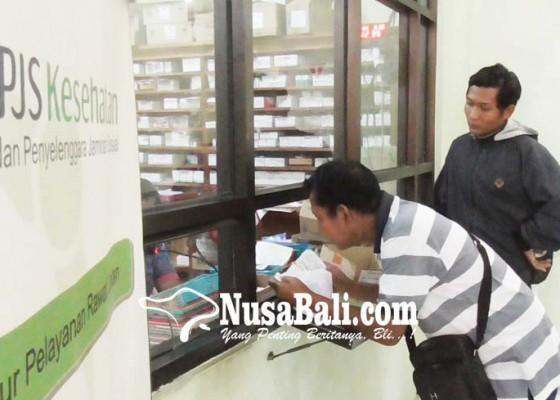 Nusabali.com - tunggakan-bpjs-kesehatan-tembus-rp-21-miliar