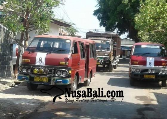 Nusabali.com - ngusaba-gumang-warga-bugbug-karangsem-mudik-gratis